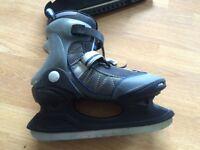 Adult Ice Skates size UK 8 (European 42)
