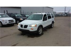 2006 Pontiac Montana SV6 Ext. *All Wheel Drive, Very low km*