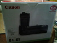 canon battery grip  new price