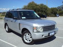 2004 Land Rover Range Rover HSE Silver 5 Speed Automatic Wagon Maddington Gosnells Area Preview