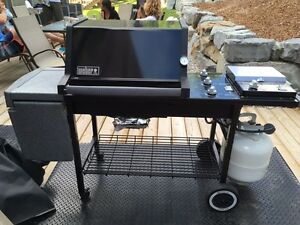 SOLD- Weber Silver BBQ - Windermere / Invermere area