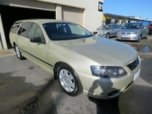 2007 Ford Falcon BF MkII XT Gold 4 Speed Auto Seq Sportshift Wagon Werribee Wyndham Area Preview