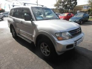 2002 Mitsubishi Pajero NP GLS 5 Speed Sports Automatic Wagon Wangara Wanneroo Area Preview