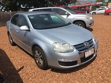 2007 Volkswagen Jetta 1KM MY07 FSI Tiptronic Silver 4 Speed Automatic Sedan Berrimah Darwin City Preview