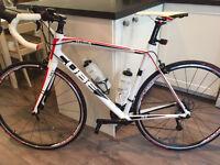 Cube Peloton Road Bike 2013 (58cm) - As New (£550.00)