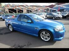 2009 Holden Commodore SV6 VE Blue 6 Speed Kingsville Maribyrnong Area Preview