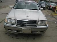 1998 Mercedes-Benz C Class Edmonton Edmonton Area Preview