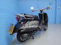 2009 APRILIA MOJITO 125 08 ONLY 2620 MILES IMMACULATE
