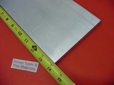 34 X 5 Aluminum 6061 Flat Bar 14 Long Solid .750 Plate T6511 New Mill Stock