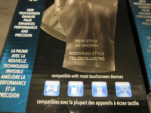 Leather Gloves, ISOTONER SmarTouch, Med., Large & XL, BNIB Kitchener / Waterloo Kitchener Area image 4