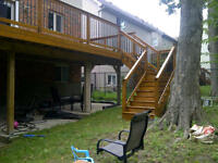 Get your deck looking nice for summer