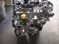 Vauxhall vivaro 2.0cdti complete engine and gearbox