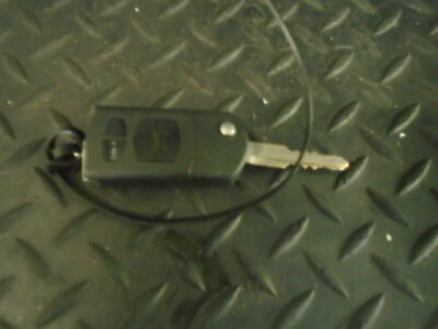 2010 MAZDA 6 2.2d TS2 5DR 4 BUTTON REMOTE LOCKING KEY FOB MITSUBISHI