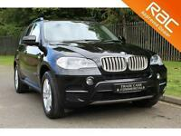 2010 60 BMW X5 3.0 XDRIVE40D SE 5D AUTO 302 BHP DIESEL