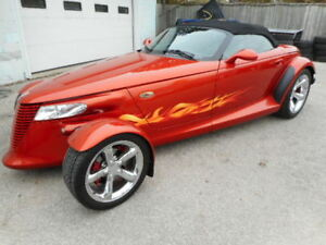 2001 Plymouth Prowler Coupe (2 door)