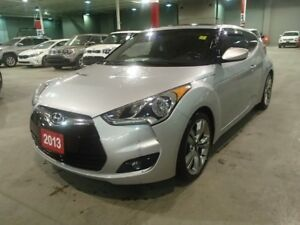 2013 Hyundai Veloster TECH PKG AUTO **(DRIVES LIKE NEW!!)**