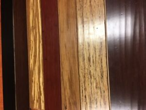 BEAUTIFUL BAMBOO FLOORING! CLEARANCE $1.49 SQUARE FT