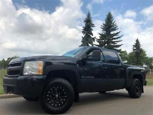 2008 Chevrolet Silverado 1500 LT 4X4 = CREW CAB =CLEAN CAR PROOF