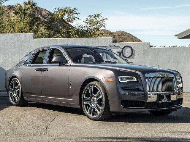 Image 1 Coche Americano usado Rolls-Royce Ghost 2016