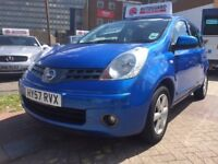 cheap automatic! nissan note very reliable!