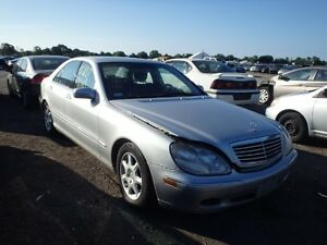 MERCEDES BENZ  S CLASS (2000/2006/ FOR PARTS PARTS ONLY)
