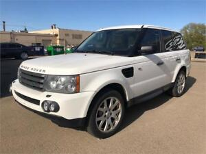 2008 Range Rover Sport V8*Navigation*No Accident*