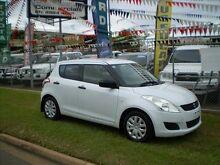 FROM $53 P/WEEK ON FINANCE* 2012 Suzuki Swift Hatchback Winnellie Darwin City Preview