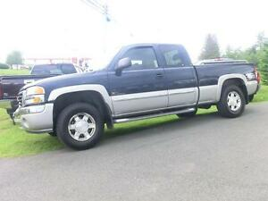 2005 GMC Sierra 1500 SLE Nevada Edition Ext Cab Z71 4x4