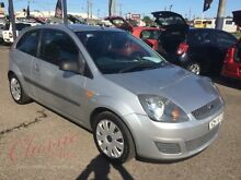 2006 Ford Fiesta WQ LX Silver 4 Speed Automatic Hatchback Lansvale Liverpool Area Preview