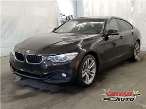 BMW 4 Series 428i xDrive Grand Coupe GPS Cuir Toit Ouvrant MAGS
