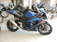 2007 Suzuki GSX-R 600 CLEAN - Financing available OAC
