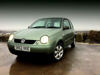 Rare original 1L Special Edition Lupo with new MOT