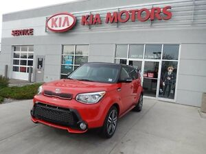 2016 Kia Soul SX Luxury 4dr Hatchback