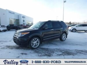 WINTER READY XLT WITH TOW PACKAGE! 2013 Ford Explorer XLT 4WD