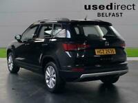 2017 SEAT Ateca 1.6 Tdi Ecomotive Se 5Dr Estate Diesel Manual