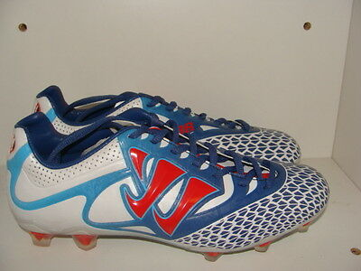 MENS WARRIOR SKREAMER COMBAT SMSCCFWT SOCCER CLEATS SIZE 9.5 NWB $90