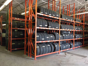USED TIRES SALE - Free Installation & balance