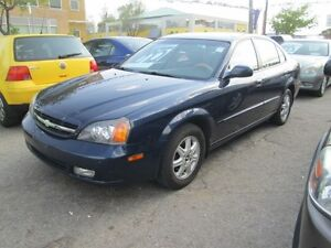 2004 Chevrolet Epica LS - ONLY 112,618 klm's!
