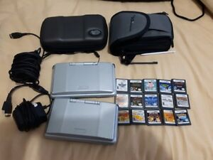 DS Games Pokemon zelda phantom spirit final fantasy mario AUBAIN