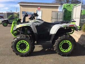 Pick your gift^^ SALE 2018 Textron Arctic Cat ATV 700 Mudpro Ltd