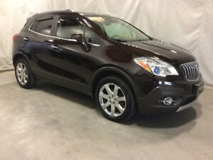 2014 Buick Encore Leather-ONE OWNER! LEATHER INTERIOR!