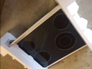 GE Stove replacement top (new in box)
