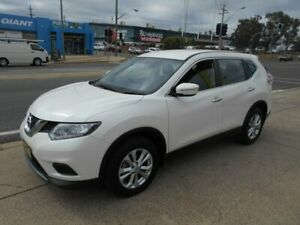 2015 Nissan X-Trail T32 ST X-tronic 4WD White 7 Speed Constant Variable Wagon Fyshwick South Canberra Preview