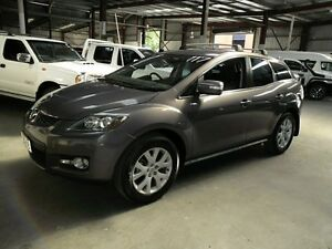 2007 Mazda CX-7 ER1031 MY07 Classic Grey 6 Speed Sports Automatic Wagon Molendinar Gold Coast City Preview