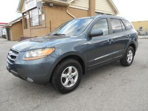 2008 HYUNDAI Santa Fe GL 5-Pass 3.3L Heated Seats ONLY 68,000KMs