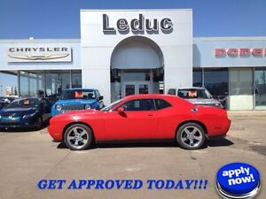 2010 Dodge Challenger R/T Hemi Powered with Leather