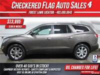 2008 Buick Enclave CXL-LEATHER-AWD-7 SEATER