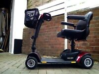 nearly new Mobility Scooter