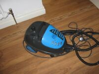morphy richards 2200 grimebuster steam cleaner