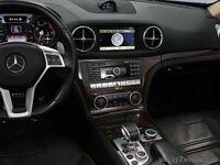Miniature 14 Voiture Européenne d'occasion Mercedes-Benz SL-Class 2013
